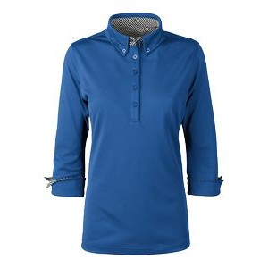 Women's Islington Syntrel™ Stretch Polo W/ Stripe Accents
